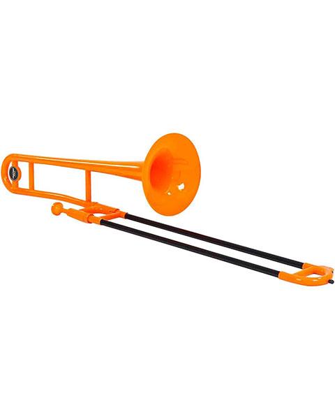 Allora ATB100 Aere Series Plastic Trombone Orange