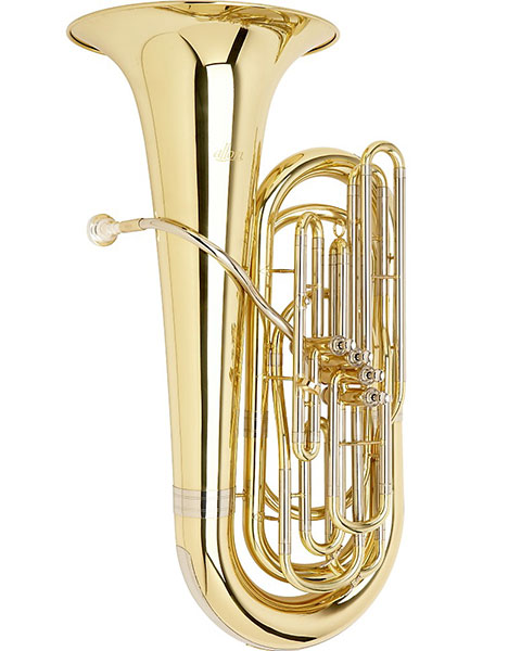 Allora AATU-105P Series 4-Piston Valve 3/4 BBb Tuba