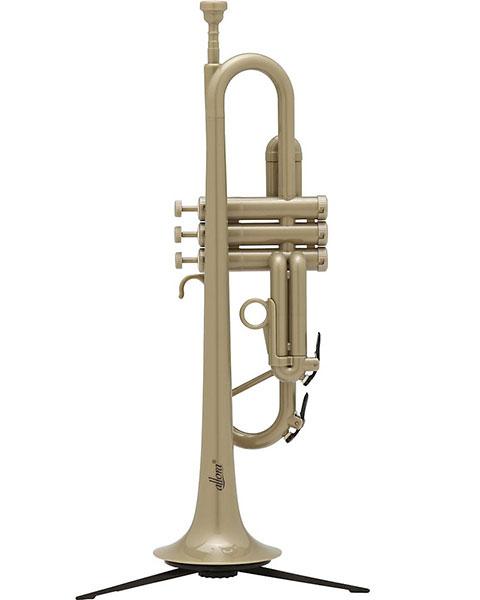 Allora ATR1301 Aere Series Plastic Bb Trumpet Champagne