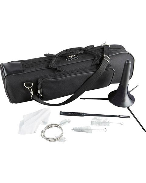Allora ATR1301 Aere Series Plastic Bb Trumpet Case
