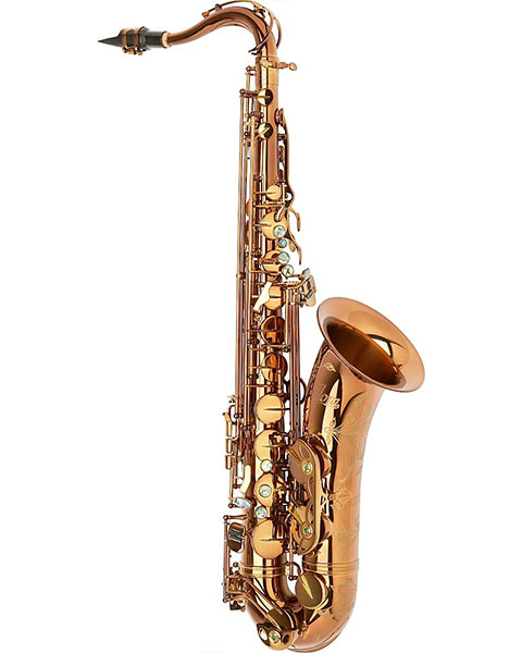 Allora Chicago Jazz Tenor Saxophone AATS-954 - Dark Gold Lacquer