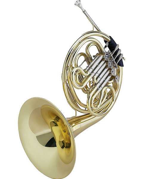 Allora AAHN-229 Geyer Series Double Horn AAHN229 Lacquer
