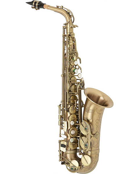 Allora Paris Series Professional Alto Saxophone Antique Matte - AAAS-807