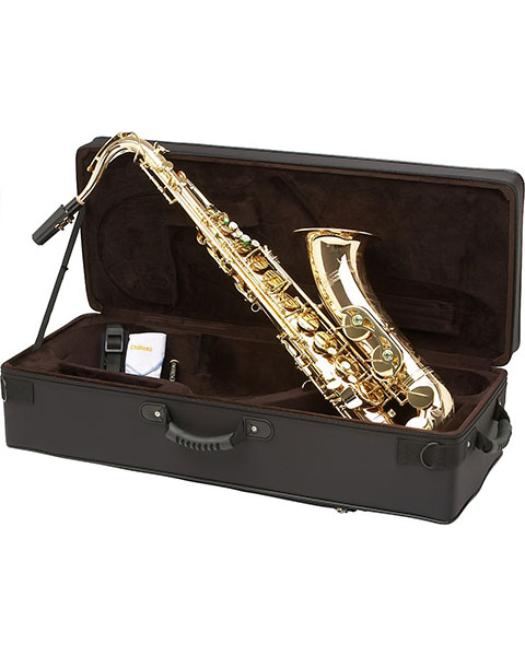 Allora Paris Series Professional Tenor Saxophone AATS-801 - Lacquer case
