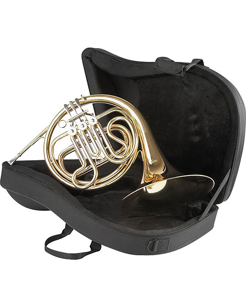Allora AAHN-103 Series Single French Horn AAHN-103 Lacquer In Case