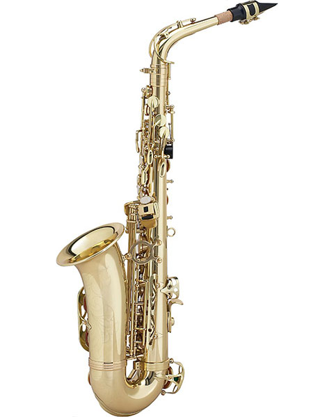 Allora Student Series Alto Saxophone Model AAAS-301 Right