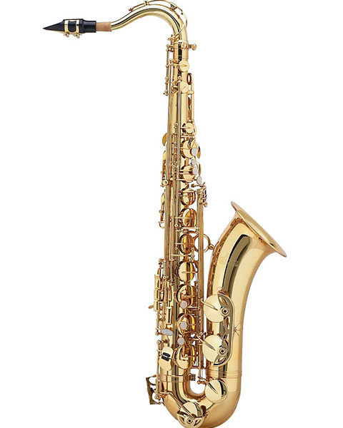Allora Student Series Tenor Saxophone Model AATS-301 Left