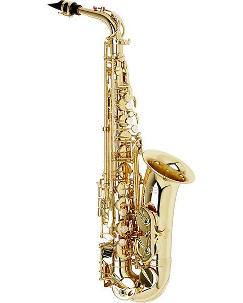 Allora Vienna Series Intermediate Alto Saxophone AAAS-501 - Lacquer