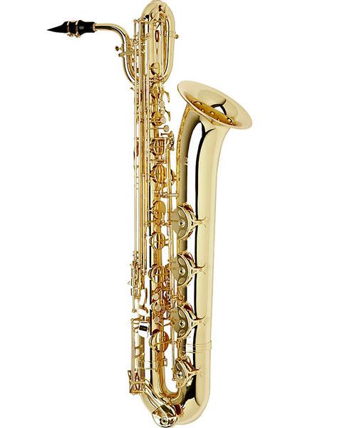 Allora Vienna Series Intermediate Baritone Saxophone AABS-501 - Lacquer