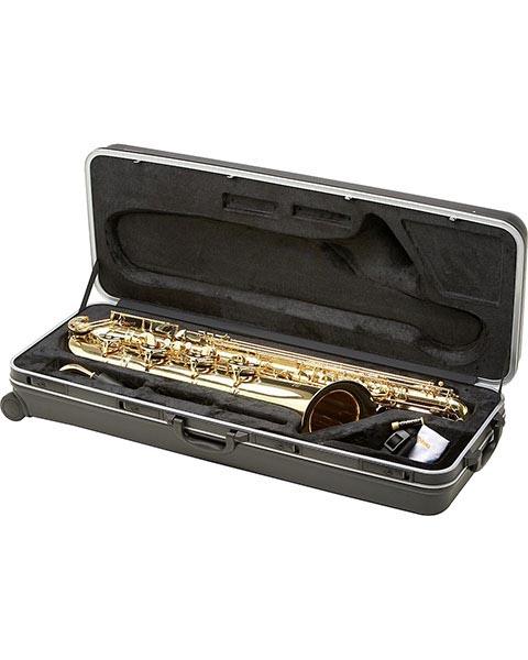 Allora Vienna Series Intermediate Baritone Saxophone AABS-501 - Lacquer Case