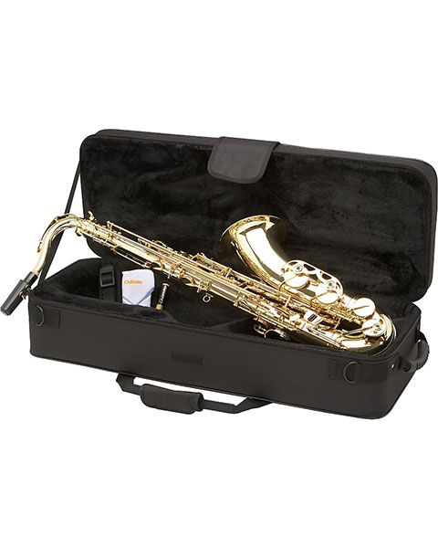 Allora Vienna Series Intermediate Tenor Saxophone AATS-501 - Lacquer Case