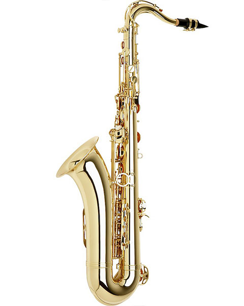 Allora Vienna Series Intermediate Tenor Saxophone AATS-501 - Lacquer Side